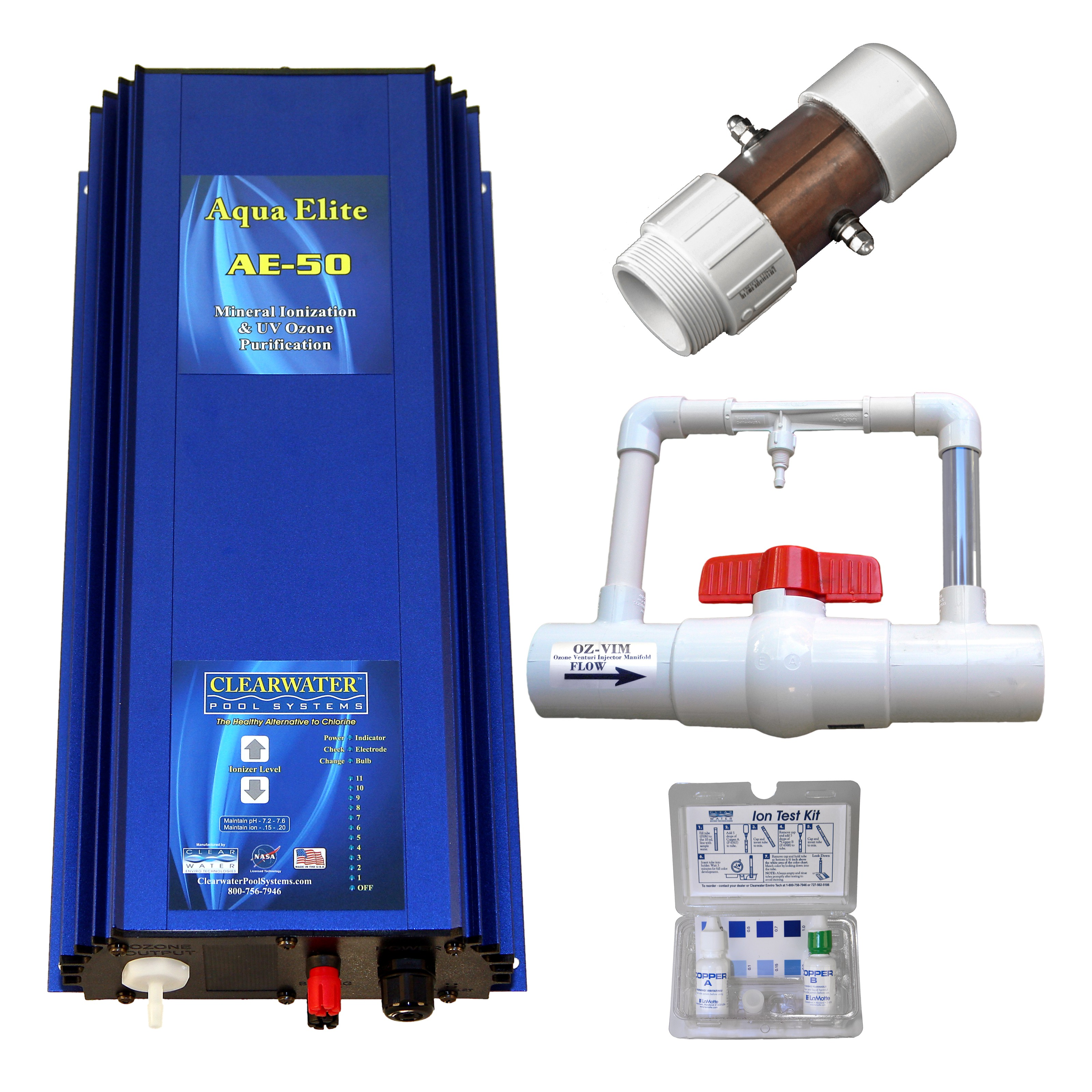 What is the Clearwater Pool System? Alternative to Chlorine